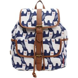 Unionbay Llama Front Pocket Backpack