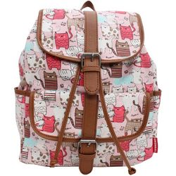 Unionbay Cat Front Pocket Backpack