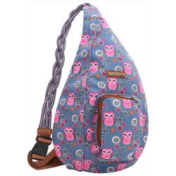 Unionbay Owl Sling Backpack
