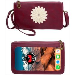 Save The Girls Daisy Cell Phone Handbag
