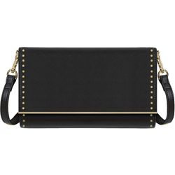 Save The Girls Timeless 2.0 Solid Studded Cell Phone Handbag