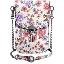 Save The Girls Colorado Floral Cell Phone Handbag