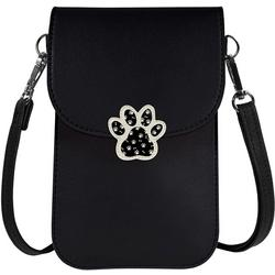 Paw Print Cell Phone Handbag