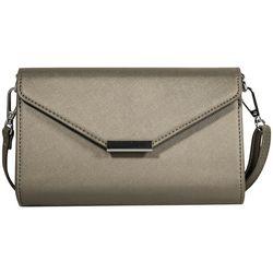 Save The Girls Timeless Metallic Cell Phone Handbag