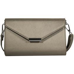 Timeless Metallic Cell Phone Handbag