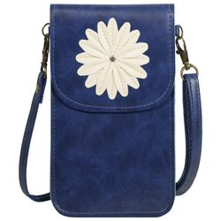 Save The Girls Daisy North South Cell Phone Handbag