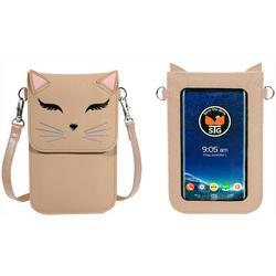 Fun Cat Cell Phone Handbag