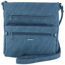 MultiSac Wheat Lorraine Crossbody Handbag