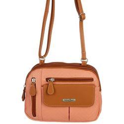 MultiSac Zippy Textured Crossbody Handbag