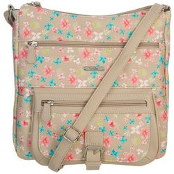 MultiSac Multi Flare Teeny Blooms Mini Handbag