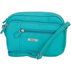 Micro Dynamic Solid Crossbody Handbag