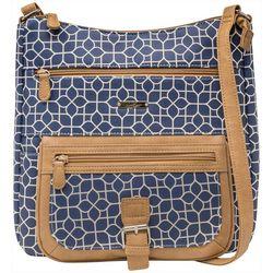 MultiSac Flare Geometric Crossbody Handbag