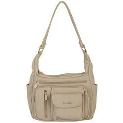 MultiSac Multi Pocket Direction Hobo Handbag