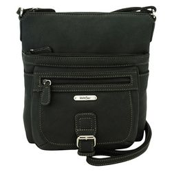 MultiSac Mini Flare Solid Crossbody Handbag