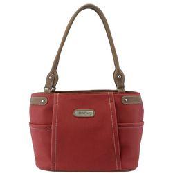 MultiSac Chino & Sand Strathmore Handbag