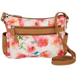 MultiSac Naomi Floral Crossbody Handbag