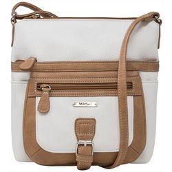 MultiSac Multi Flare Two Tone Mini Handbag