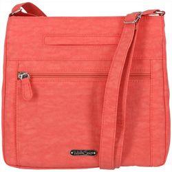 MultiSac Lennox Solid Crossbody Handbag