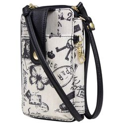 Mundi Jacqui Hands Free Crossbody Wallet