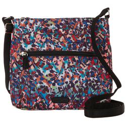 MultiSac Lennox Floral Crossbody Handbag