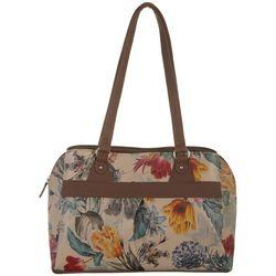 MultiSac Agatha Floral Print Tote Handbag