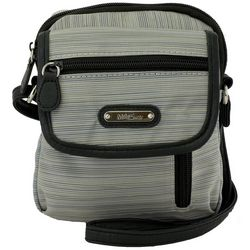 MultiSac Black Everest Micro Crossbody Handbag