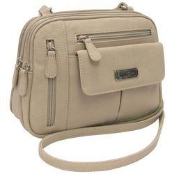 MultiSac Zippy Hunter Crossbody Handbag