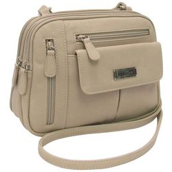 MultiSac Zippy Hunter Crossbody Handbag