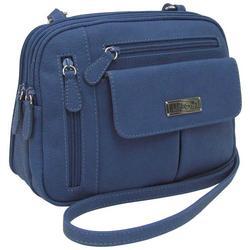 Zippy Hunter Crossbody Handbag