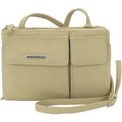 Koltov Tripoli In Hunter Zipper Handbag