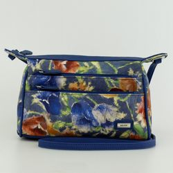 Koltov Beaumont Lindsey Floral Crossbody Handbag