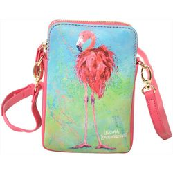 Leoma Lovegrove Tall Drink Of Water Crossbody Handbag
