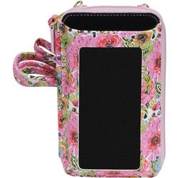 Buxton Spring In Bloom Everywhere Crossbody Wallet