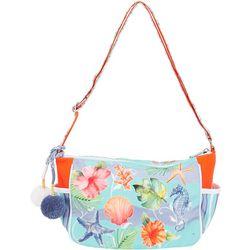 Sun N' Sand Seahorse Jewels Handbag