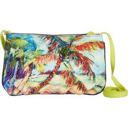 Palms Away Crossbody Handbag