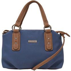 Koltov Olivia Solid Satchel Handbag
