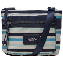 Nautica Armada Striped Crossbody Handbag