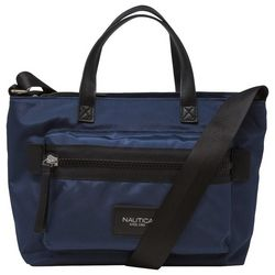 Nautica Armada Solid Satchel Handbag