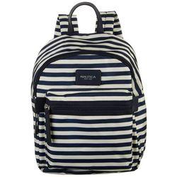 Armada Striped Backpack