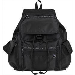 Nautica Captains Quarters Solid Backpack