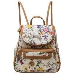 Major Vienna Floral Print Backpack