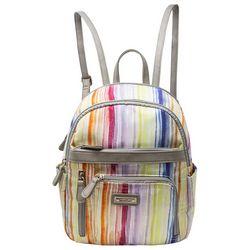 Koltov Adele Striped Backpack