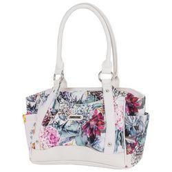 MultiSac Valencia Floral Ava Tote Handbag