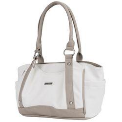 MultiSac Two Tone Hunter Tote Handbag