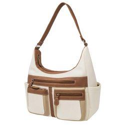 MultiSac Get Organized Tri Tone Handbag