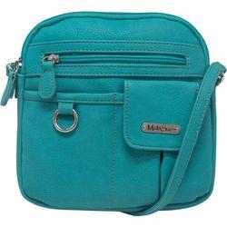MultiSac North-South Solid Crossbody Handbag