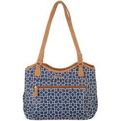 MultiSac Oakland Geometric Shopper Bag