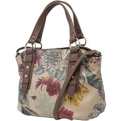 Koltov Olivia Printed Mini Satchel Handbag