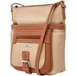 MultiSac Two Tone Multi Flare Mini Handbag