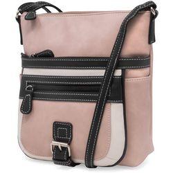 MultiSac Multi Flare Tri-Tone Mini Handbag